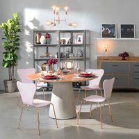 Cadeira-Cobre-quartzo-Rosa-Otta