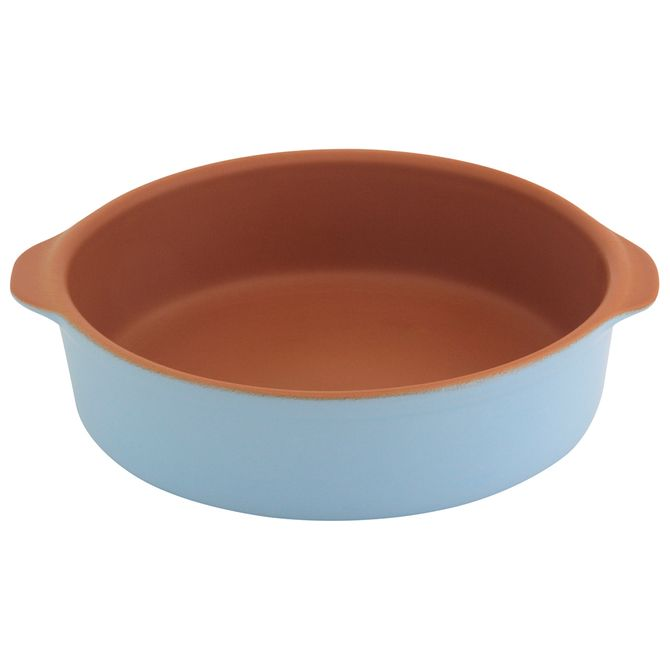Travessa-Refrataria-Red-26-Cm-Azul-Claro-terracota-Ildsted