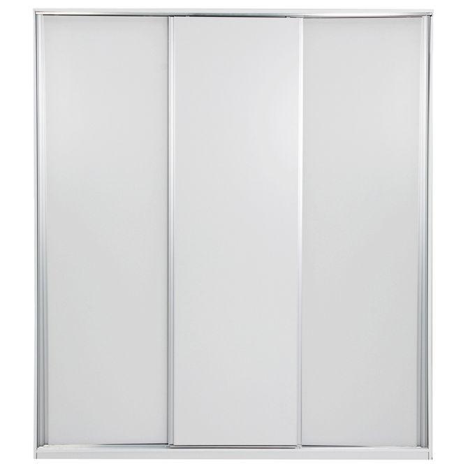 Guarda-roupas-3-Portas-De-Correr-Branco-Maximus