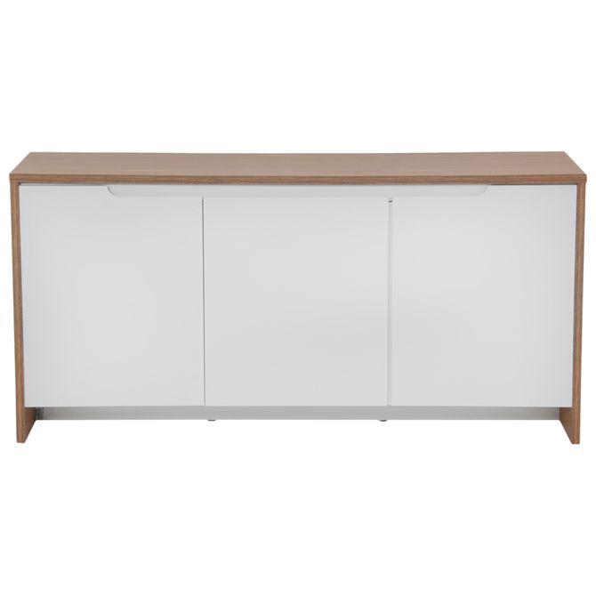 Buffet-3p-1gv-160x46-Freijo-branco-Indoor