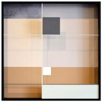 Mondrian-Iv-Quadro-80-Cm-X-80-Cm-Multicor-preto-Galeria-Site