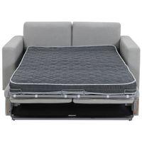 Sofa-cama-2-Lugares-Boucler-Cinza-Claro-Master