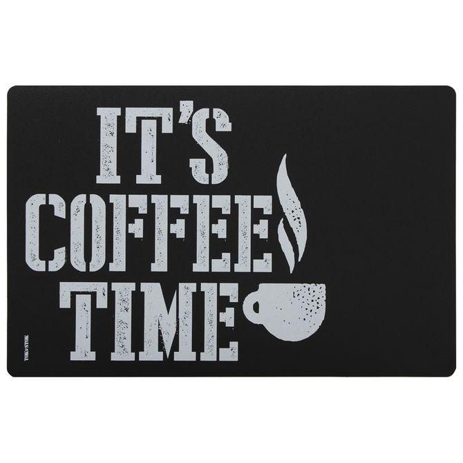 Lugar-Americano-44-Cm-X-29-Cm-Preto-branco-It-s-Coffee-Time