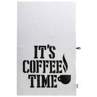 It-s-Coffee-Time-Pano-De-Prato-Branco-preto-It-s-Coffee-Time