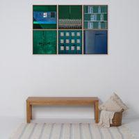Greenery-Viii-Quadro-42-Cm-X-42-Cm-Multicor-cobre-Galeria-Site
