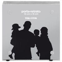 Porta-retrato-15-Cm-X-15-Cm-Konkret-incolor-Beton