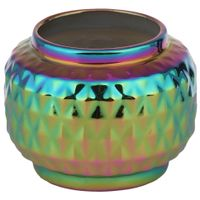 Spikes-Vaso-6-Cm-Rainbow-Hologram