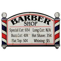 Placa-Decorativa-Sq-38x24-Multicor-Barber-Shop
