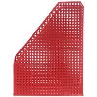 Caixa-arquivo-porta-revistas-Vermelho-Polka