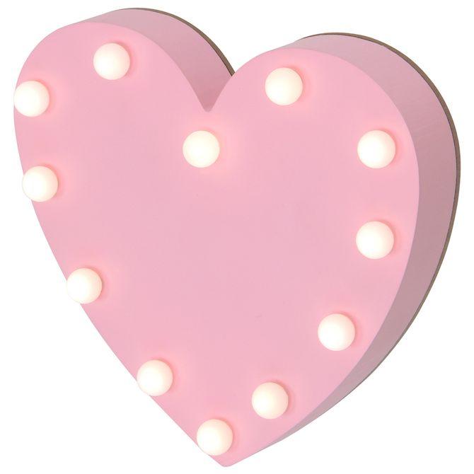 Luminaria-Mesa-parede-Rosa-Heartz