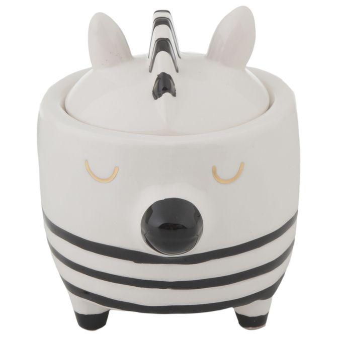 Zebra-Porta-joias-Branco-preto-My-Cute-Jungle