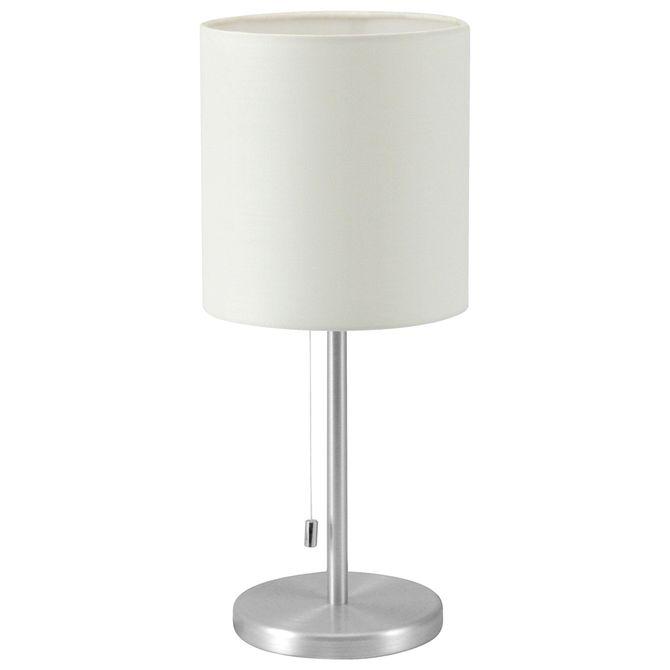 Luminaria-Mesa-35cm-Aluminio-branco-Sendo