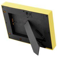 Porta-retrato-Led-10-Cm-X-15-Cm-Amarelo-Estreia