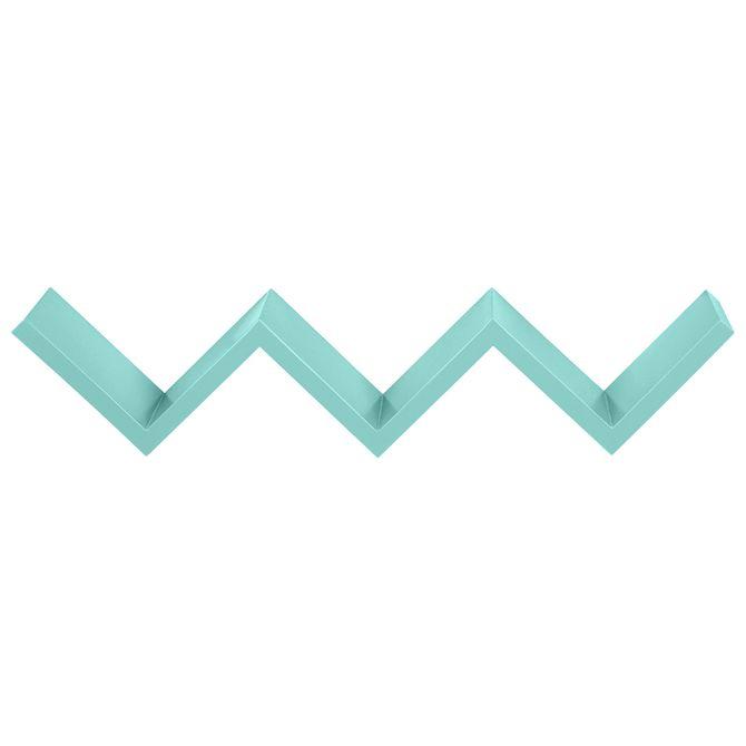 Prateleira-11x64x15-Menta-Wavy-Line