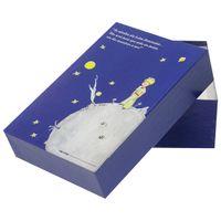 Giftbox-O-P-Principe-P-Caixa-21x31x10-Azul-Escuro-multicor-O-Pequeno-Principe