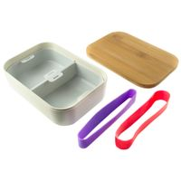 Porta-refeicao-C--2-Pcs-Cream-cinza-Bento