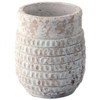 Vaso-Decorativo-21-Cm-Branco-cream-Delfos