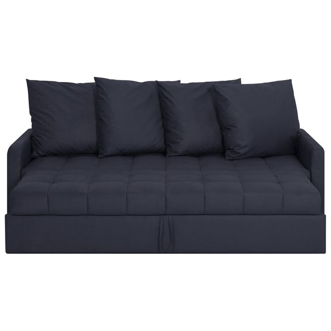 Sofa-cama-3-Lugares-Lowvel-Azul-Escuro-Side