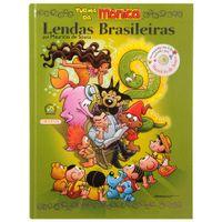 Livro-Turma-Da-Monica-lendas-Brasileiras-Multicor-Livro-Infantil