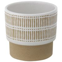 Vaso-Decorativo-13-Cm-Natural-branco-Sabra