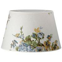 Cupula-Teto--Floral-40x47-64-Cinza-Claro-azul-Claro-Shabby
