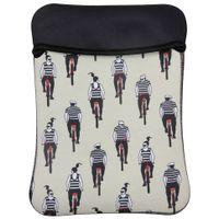 Porta-tablet-Bege-preto-Ciclistas