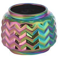 Leaves-Vaso-6-Cm-Rainbow-Hologram