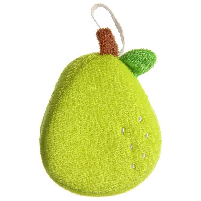 Pera-Esponja-Kiwi-marrom-Frutta