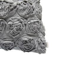 Capa-Almofada-50cm-Cinza-Provence-Roses