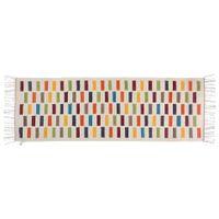 Tapete-60x180-Branco-multicor-Teclam