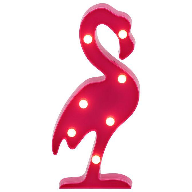 Flamingo-Luminaria-Mesa-parede-Fucsia-Symbol