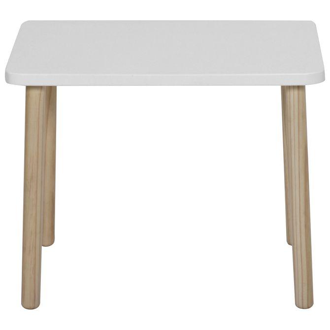 Mesa-Infantil-65x45-Natural-Washed-branco-Animals