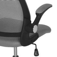 Cadeira-Executiva-Cromado-cinza-Concept