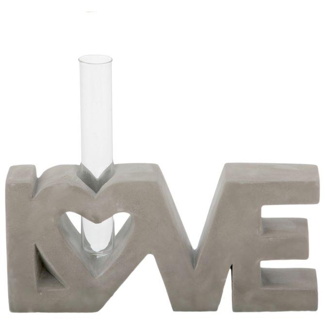Love-Vaso-18-Cm-Konkret-incolor-Beton