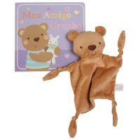 Livro-Meu-Amigo-Ursinho-C-pelucia-Multicor-Livro-Infantil