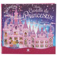 Livro-Pop-up-Meu-Castelo-De-Princesas-Multicor-Livro-Infantil