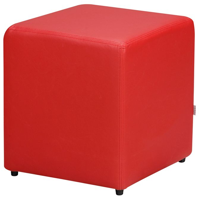 Pufe-Corsin-Vermelho-Set