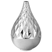 Vaso-Decorativo-24-Cm-Prata-Kaline