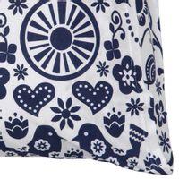 Fronha-50x70-Azul-Escuro-branco-Folksy