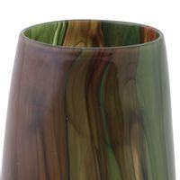 Vaso-30-Cm-Verde-marrom-Melange