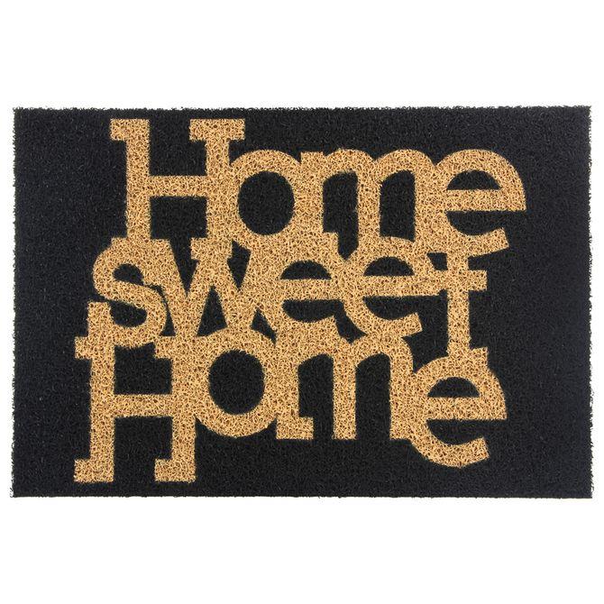Capacho-40-Cm-X-60-Cm-Preto-bege-Home-Sweet-Home