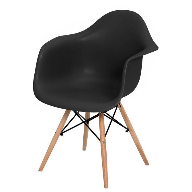 Cadeira-C-bracos-Natural-preto-Eames-Wodds