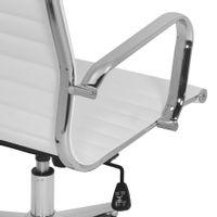 Cadeira-Excutiva-Alta-Cromado-branco-Nordi