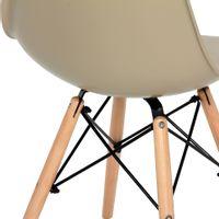 Iii-Cadeira-Natural-bege-Eames-Wood