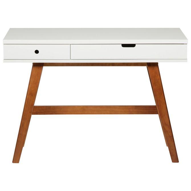 Escrivaninha-2gv-110x50-Nozes-branco-Barto