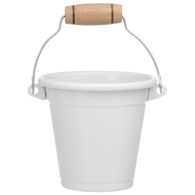 Porta-lapis-Branco-Bucket