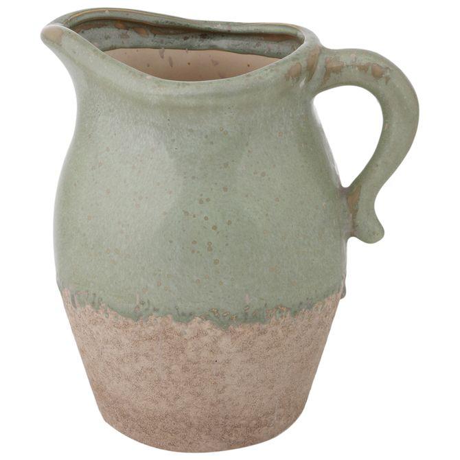 Jarra-Decorativa-20-Cm-Salvia-natural-Tirreno