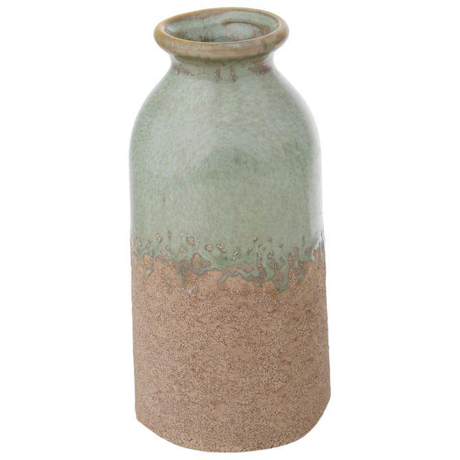 Vaso-Decorativo-15-Cm-Salvia-natural-Tirreno
