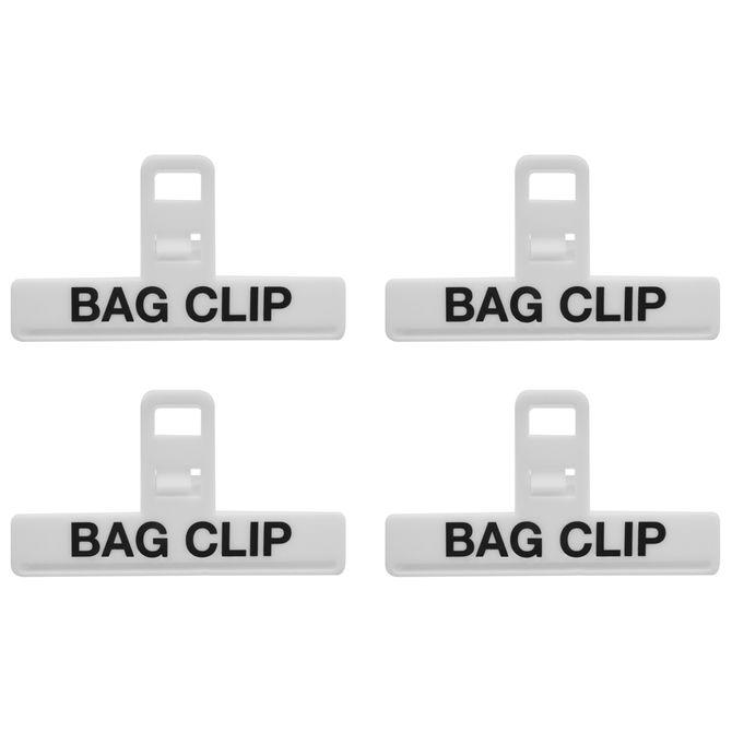 Clipes-Multiuso-C-4-Branco-preto-Bag-Clip