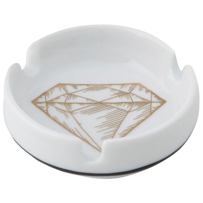 Diamante-Cinzeiro-Branco-ouro-Lucky